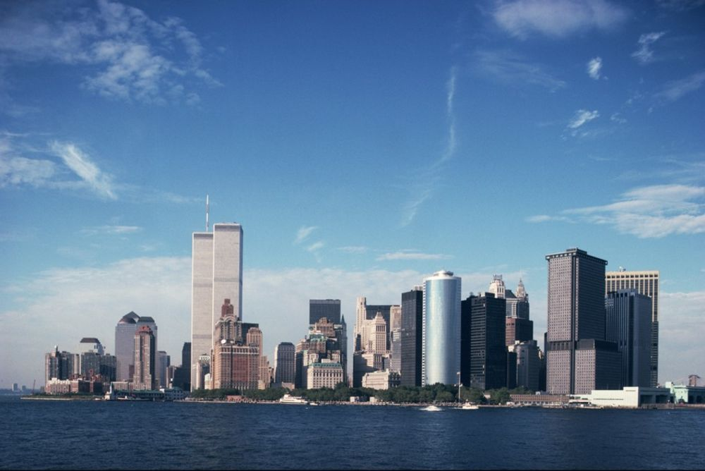 One Photographer's View of New York, Before and After 9/11 - Bloomberg