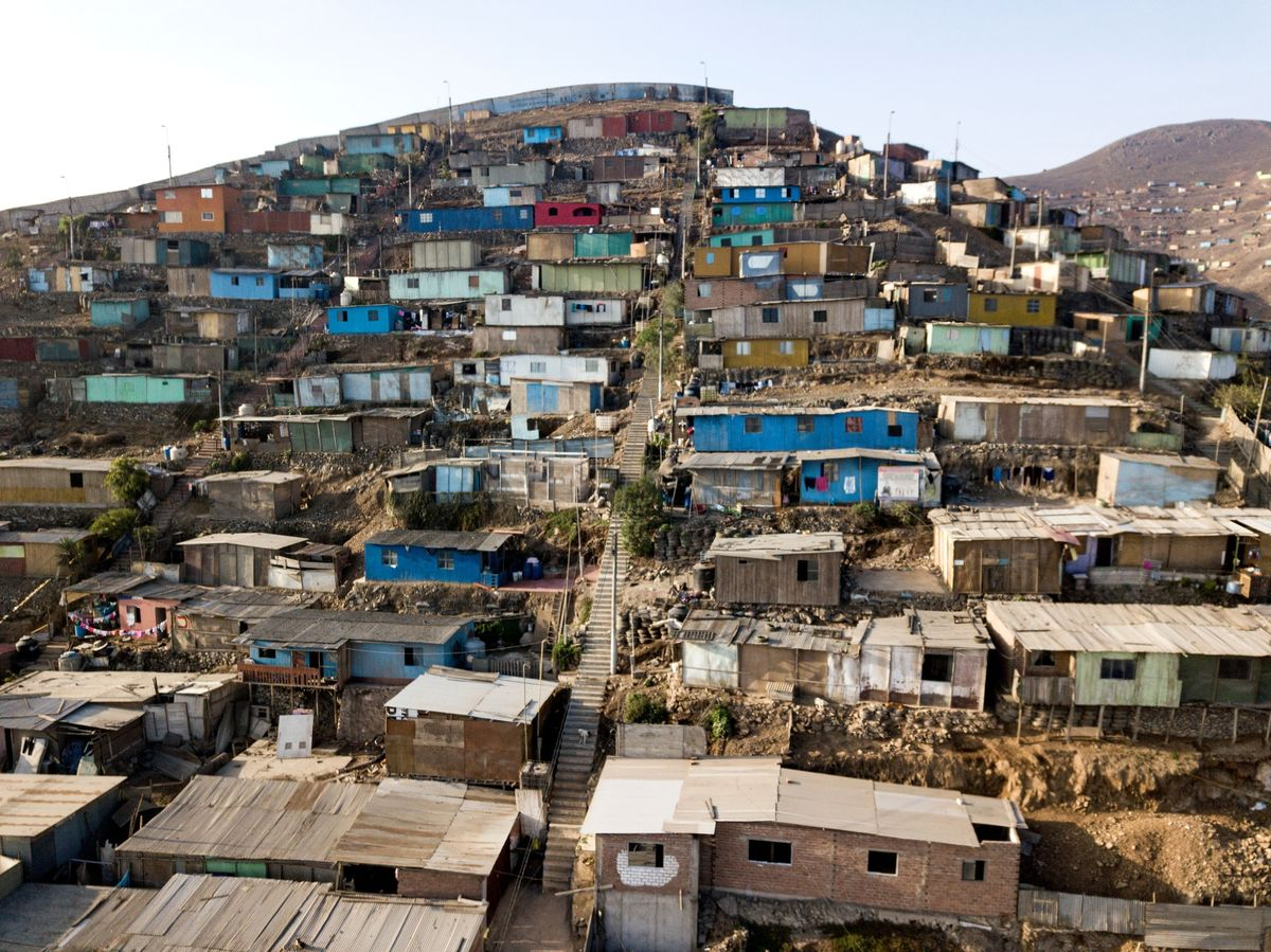 Putting the World's Slums on the Map