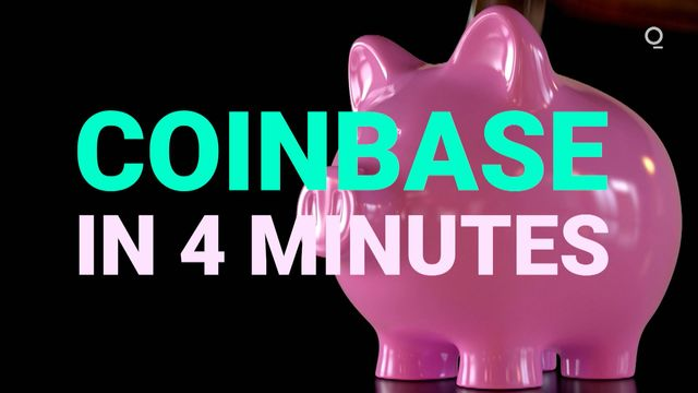 Coinbase IPO: What You Need to Know in 4 Minutes