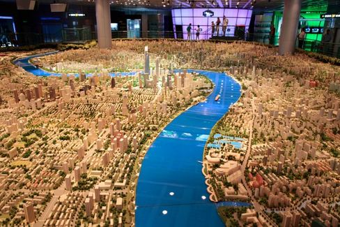 A $6.8 Trillion Price Tag for China's Urbanization