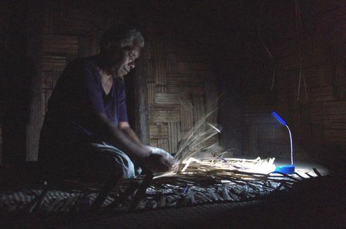 Kiva Brings Light to the Poor