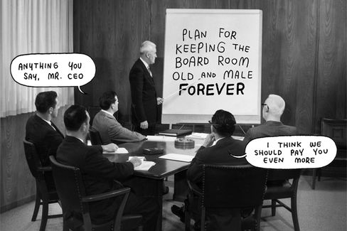 Corporate Directors Get Older, Hold Their Seats Longer