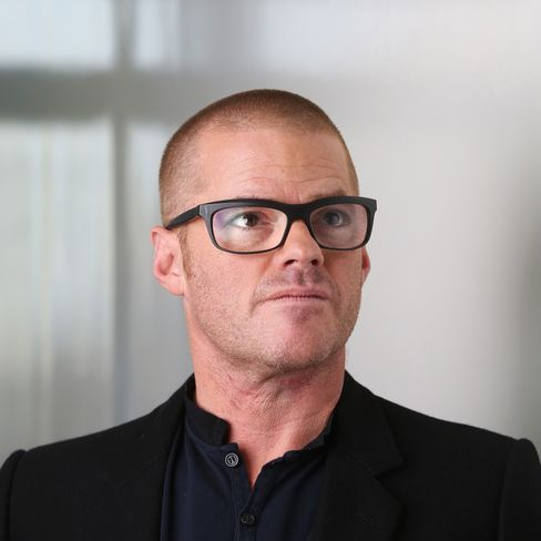 """They make me happy"" - Heston Blumenthal on Five Guys."