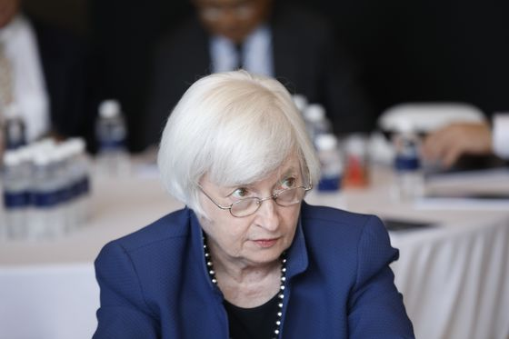 Yellen Says Fight Against Inequality Starts With Full Employment