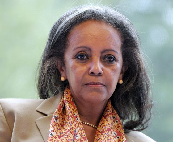 In First, Woman Gets Ceremonial Role as Ethiopia's President