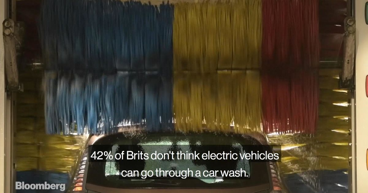 bloomberg.com - Brits Are Very Confused When It Comes to Electric Vehicles