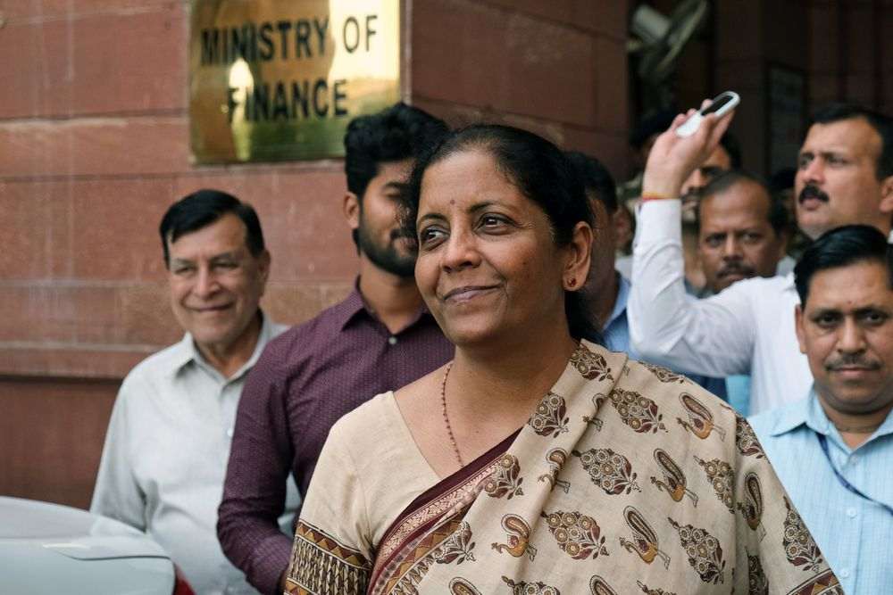 New To The Job India S Finance Minister Faces Age Old Problems