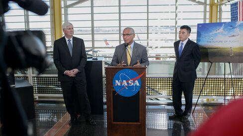 New Aviation Horizons Press Conference
