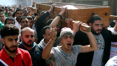 EGYPT-POLICE-CIVIL-UNREST