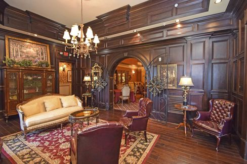 """Part period, part modern, the castle is known as the """"Crown Jewel of the Bluegrass."""""""