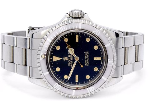 Forget the provenance, this is one beautiful Submariner.