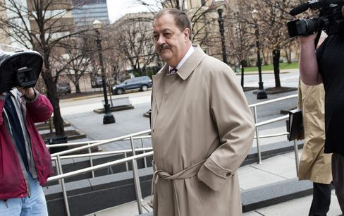 Jury Deliberations Continue In Former Massey Energy Chief Executive Officer Don Blankenship Trial