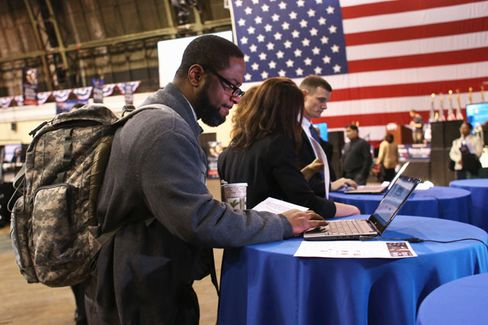 Software Aims to Match Military Veterans With Civilian Jobs