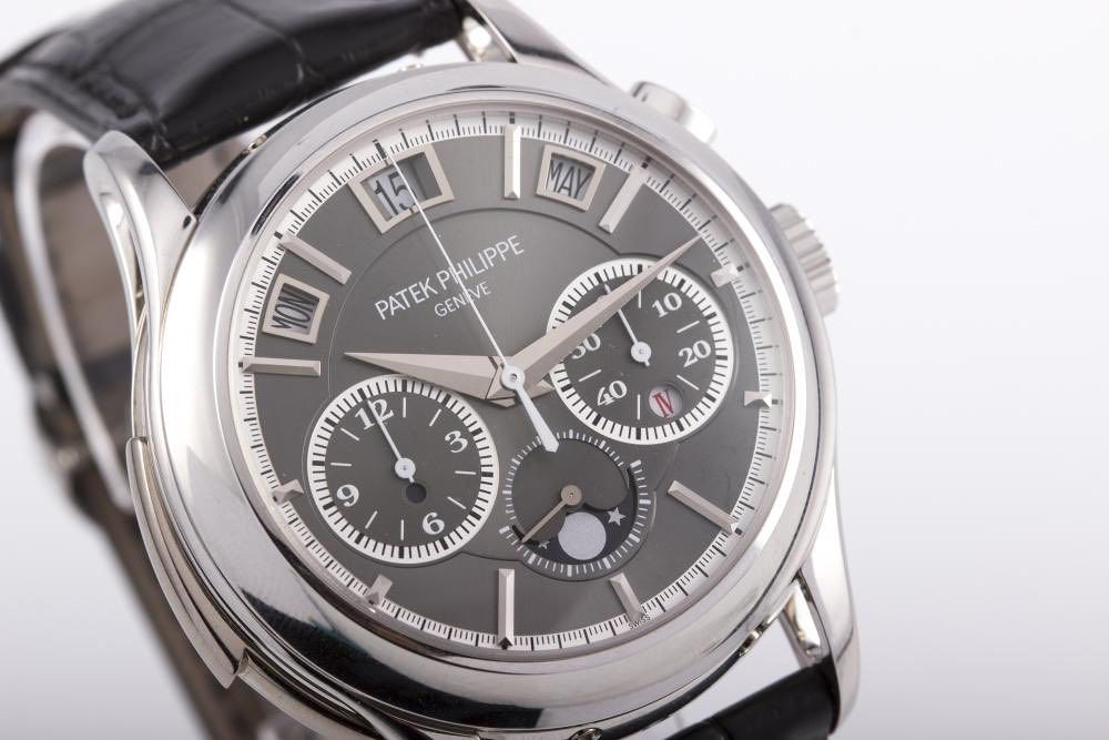 The  1.6 Million Question  Was This Patek Watch Meant for Putin ... 1e64f4a0ff