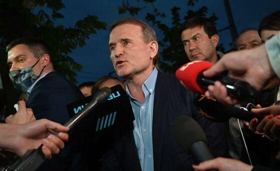 Kremlin-Friendly Politician Accused of Treason in Ukraine