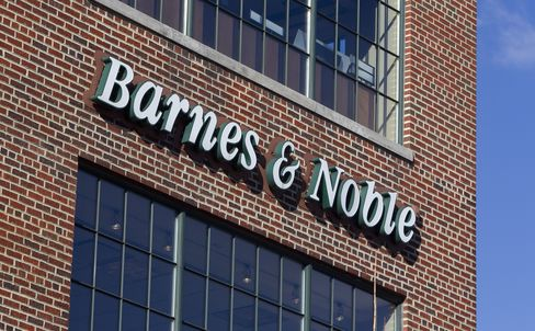 Barnes & Noble Shares Surge