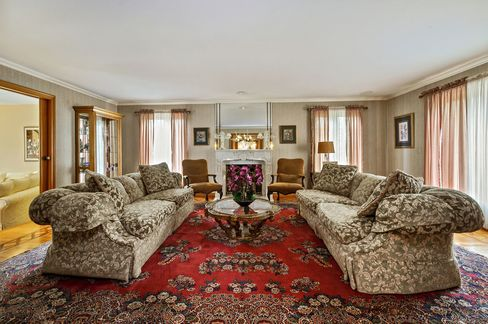 A home in the Todt Hill areaof Staten Island