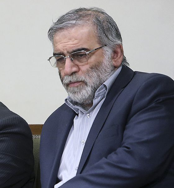 Iran Pledges Payback at 'Right' Time Over Scientist Killing