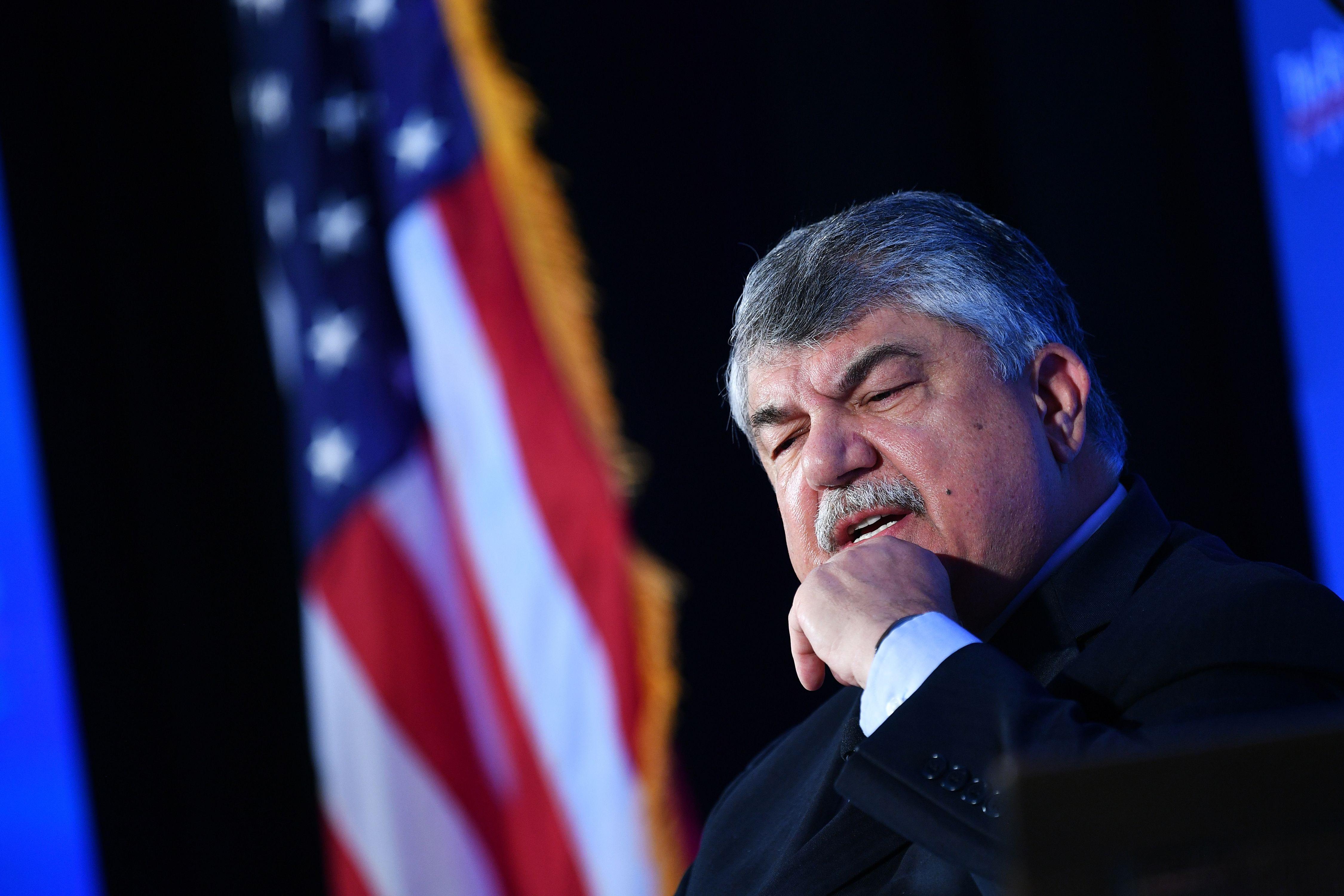 US-politics-LABOR-unions-TRUMPKA