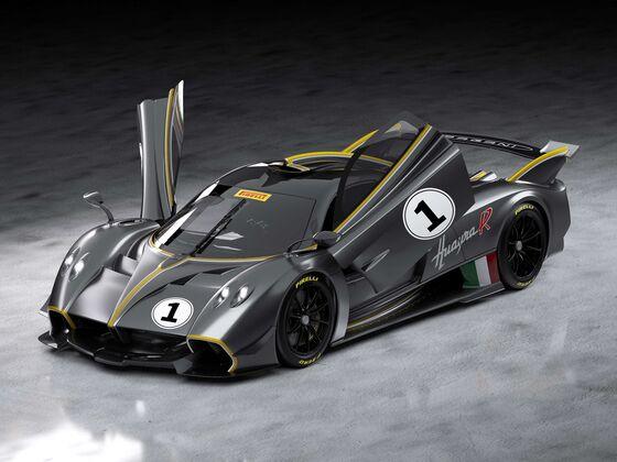 Saudi Wealth Fund Buys 30% Stake in Supercar Maker Pagani