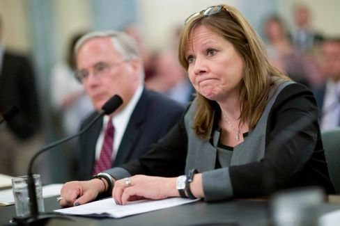GM's Barra Faces Senate Interrogation