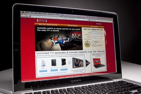 Fate of Netflix 2012 Growth Pledge Rests With Third-Quarter Cust