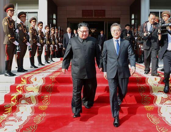 Budding Moon-Kim Bromance Poses Risk to Trump Pressure Campaign