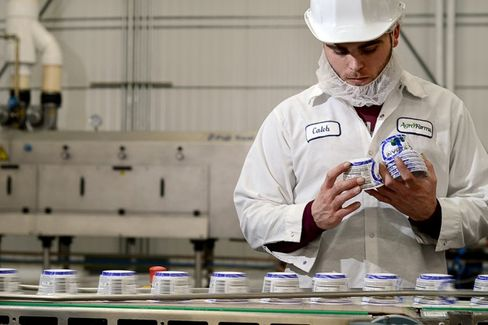 A Lawsuit Claims Chobani Stole a Yogurt Recipe From Fage