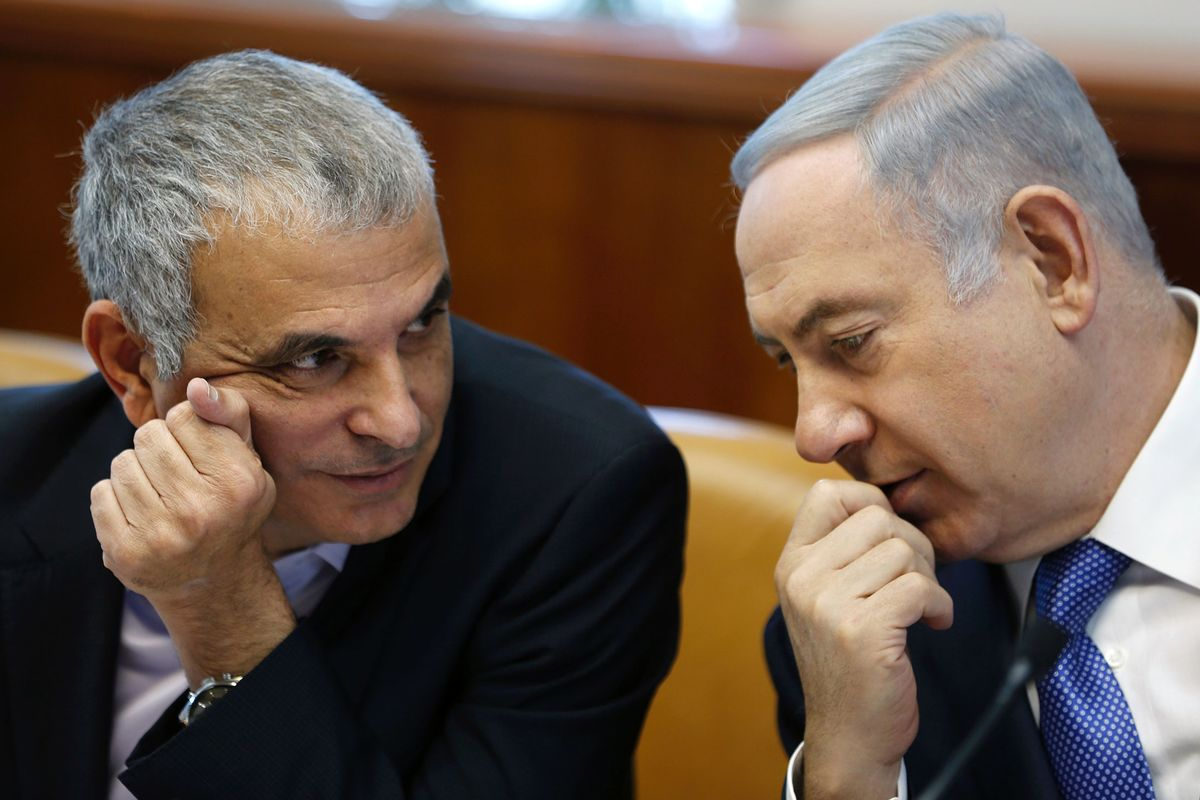 Netanyahu's Early Election Threat Overshadows China Trip