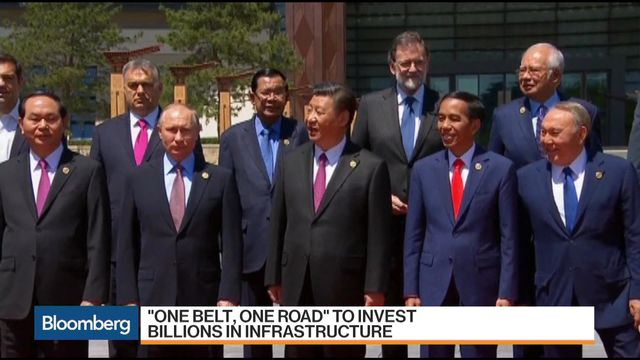 China Frictions May See Singapore Miss Out on Belt-Road Billions