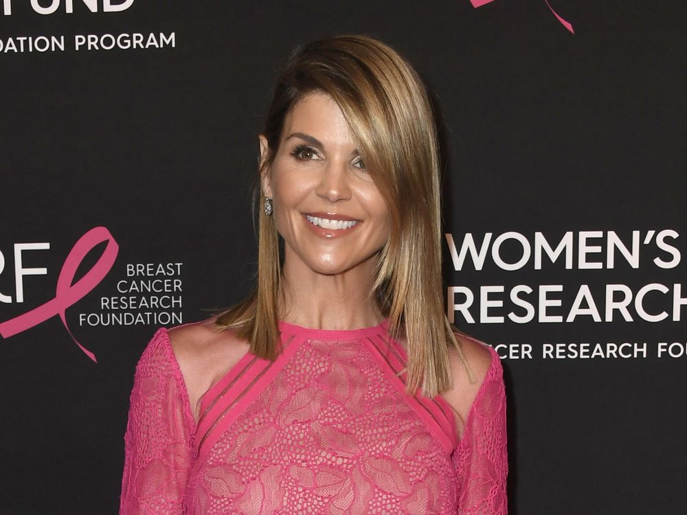 Lori Loughlin Loses Starring Roles On Hallmark Channel Bloomberg