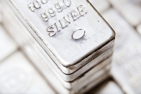Silver Bear Market Seen Ending on Europe Crisis