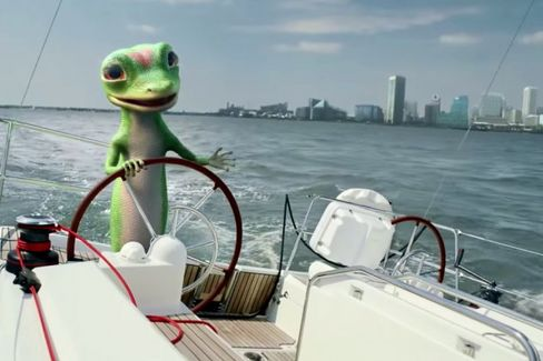Geico's Silly Ads Are Working