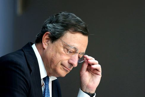 Draghi Heads Toward Fed-Style QE Bond-Purchase Plan