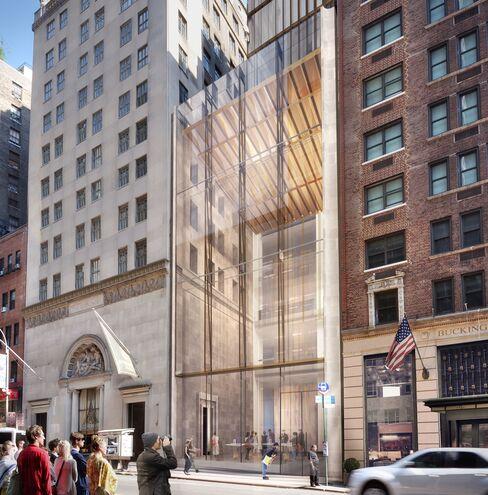 111 West 57th Street Rendering