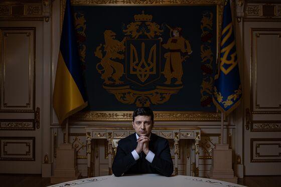 Ukrainian President Seeks U.S. Backing to Gain NATO Membership