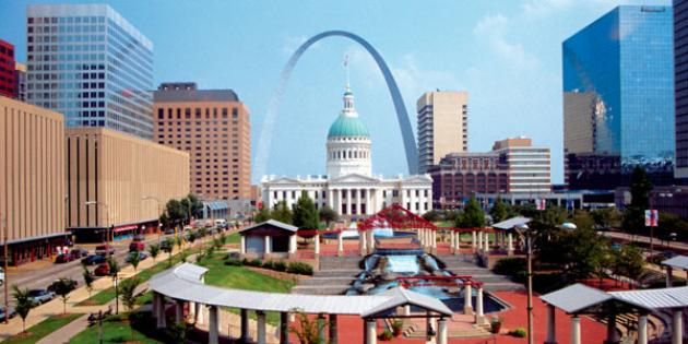 No. 17 Best-Performing Big Metro: St. Louis, Mo.-Ill.