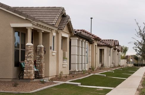 House Price Gains Signal U.S. Rental Bonanza Ending