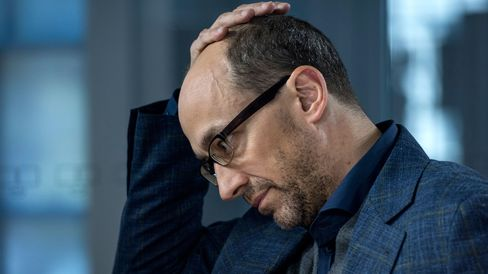 """Richard """"Dick"""" Costolo, chief executive officer of Twitter Inc., in San Francisco."""