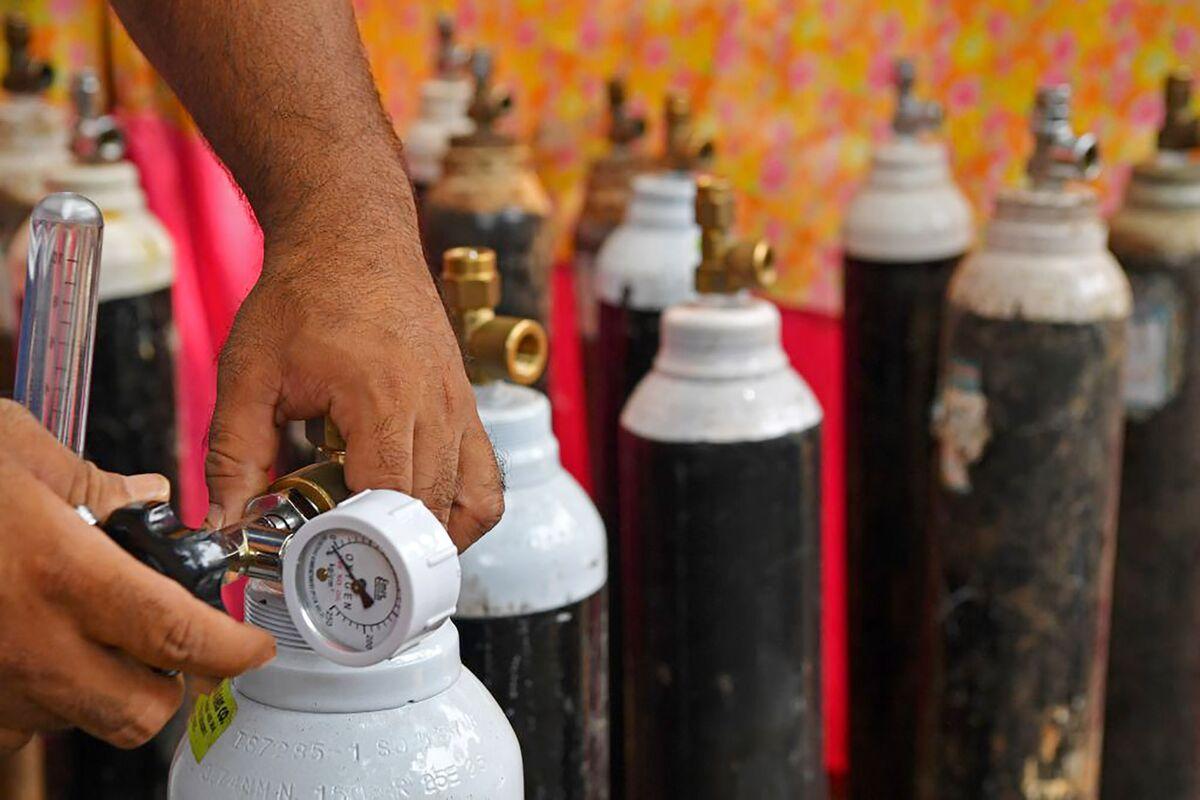 bloomberg.com - Anirban Nag - Amazon, Greenko Ramp Up Oxygen Supplies to India Amid Shortage