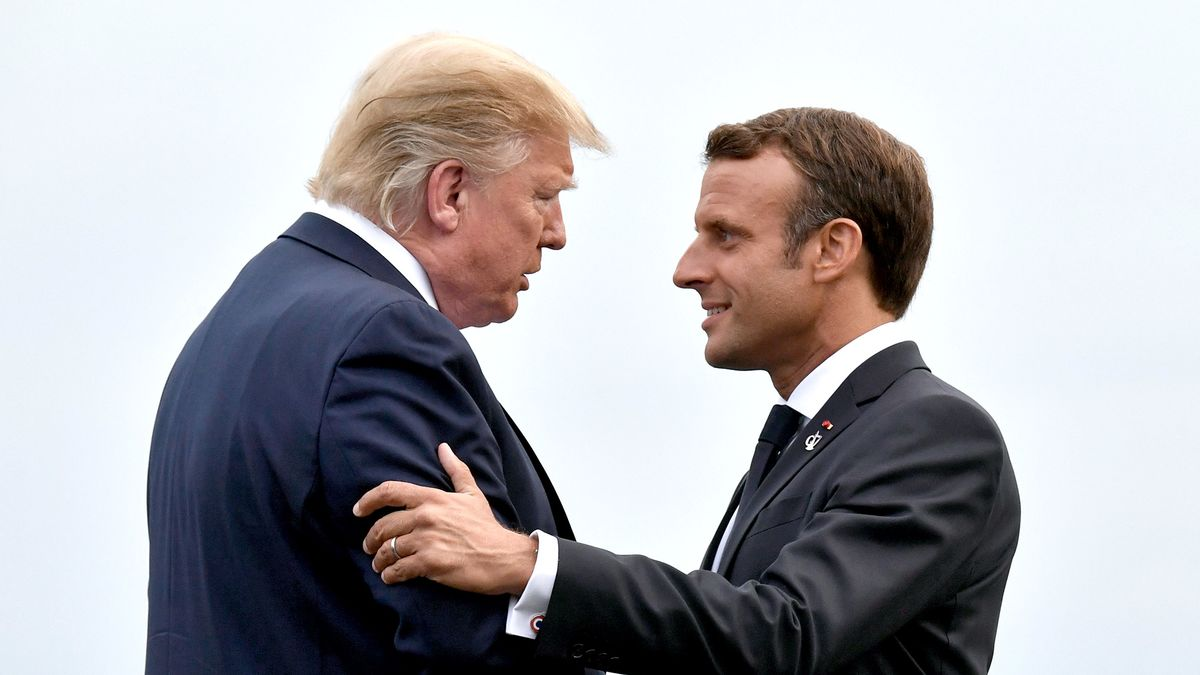 Inside Macron's Plan to Control G-7 and Lecture Trump on Climate