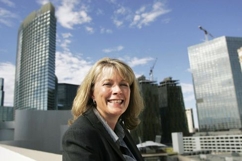 MGM's Sustainability Officer Cleans Up in Las Vegas