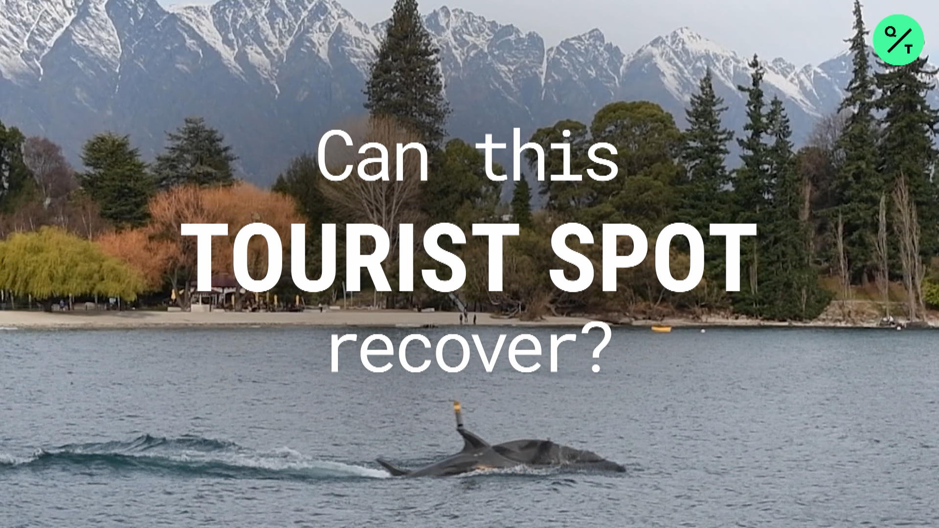Can This Tourist Spot Recover?