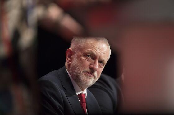 U.K. Should Use Weak Pound to Aid Manufacturers, Corbyn Says