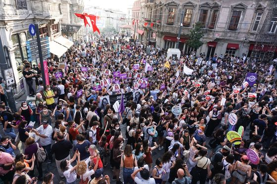Turkey's Exit From Convention to Protect Women Triggers Protests