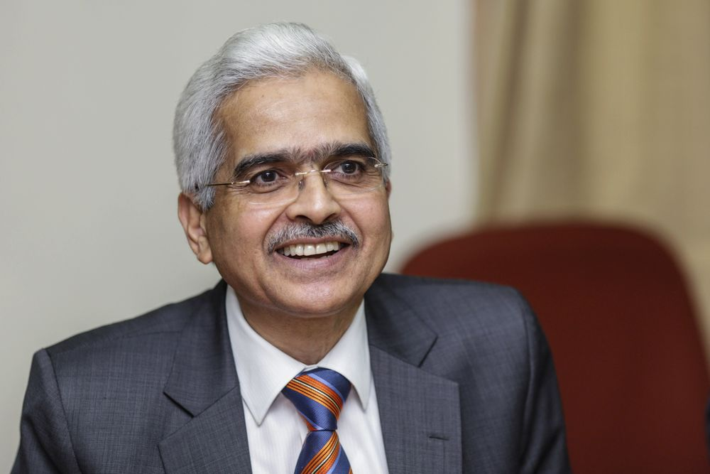 India's Central Bank Chief Seen as Safe No Matter Who Wins Vote
