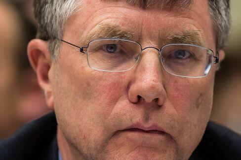 U.S. State Dept. Under Secretary for Management Patrick Kennedy