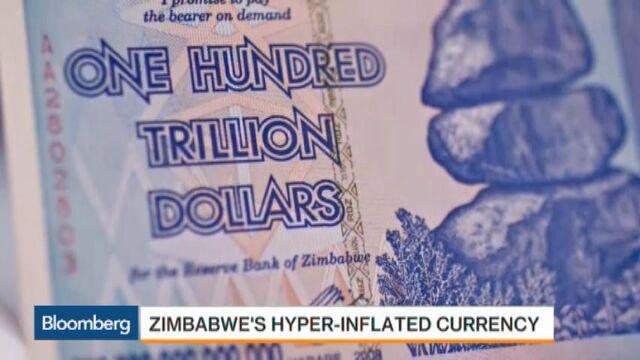 175 Quadrillion Zimbabwean Dollars Are
