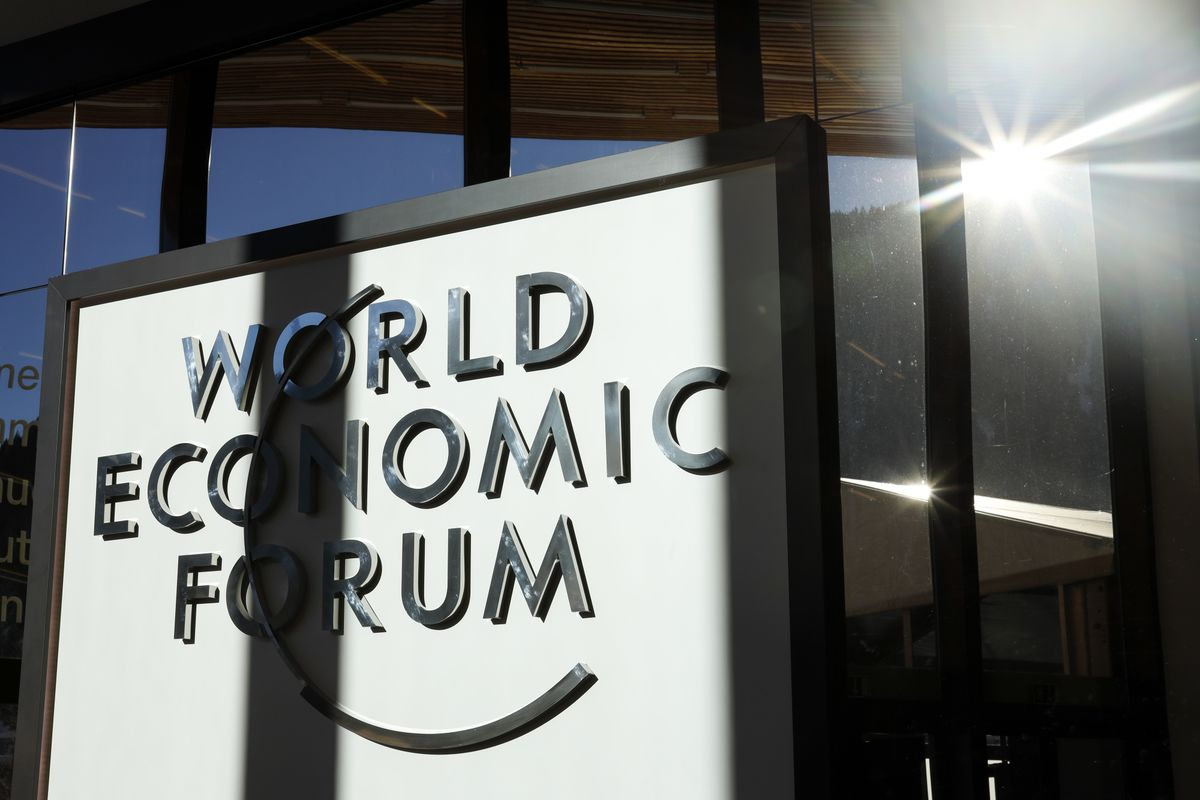 Davos Doesn't Think There's Going to Be a Global Recession