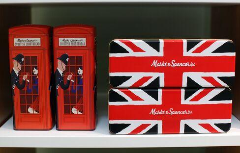 U.K. Retail Sales Fall Most in 2 Years as Rain Hits Demand